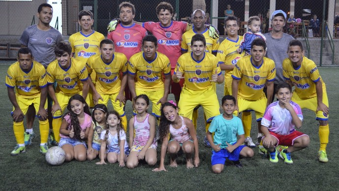 Caruaru City futebol 7 (Foto: Ascom Caruaru City)
