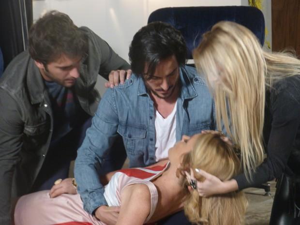 Pobrezinha da Pamela (Foto: Geração Brasil/TV Globo)