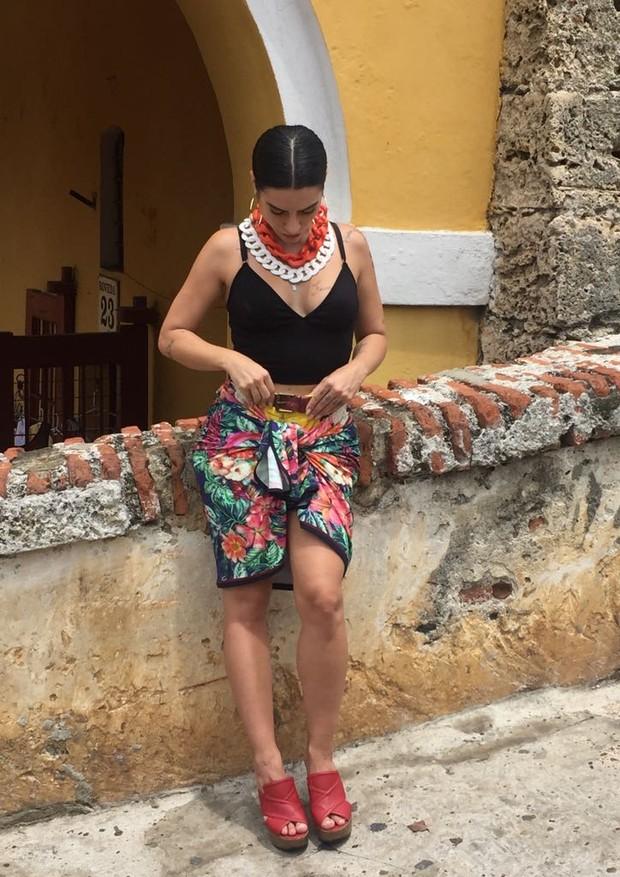 Cleo Pires estrela nova campanha de verão 2018 da Triton (Foto: Divulgação)
