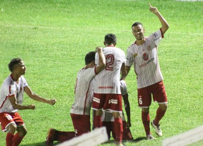 4 de Julho x Parnahyba - Campeonato Piauiense 2017 (Foto: Wenner Tito)