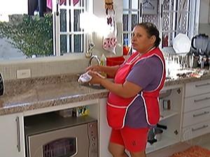 Empregadas domésticas conquistam novos direitos trabalhistas (Foto: Reprodução/ TV Diário)