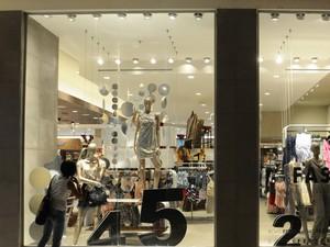 Shopping Mestre Álvaro. (Foto: Carlos Alberto da Silva/ Arquivo A Gazeta)