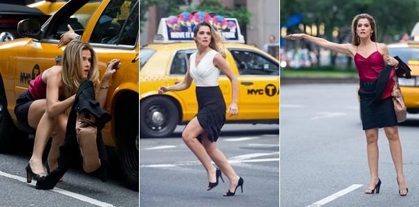 Filme teve várias cenas rodadas em Nova Iorque (Foto: Divulgação/Reprodução)