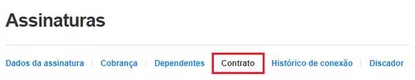 Contrato Globoplay (Foto: Globoplay)
