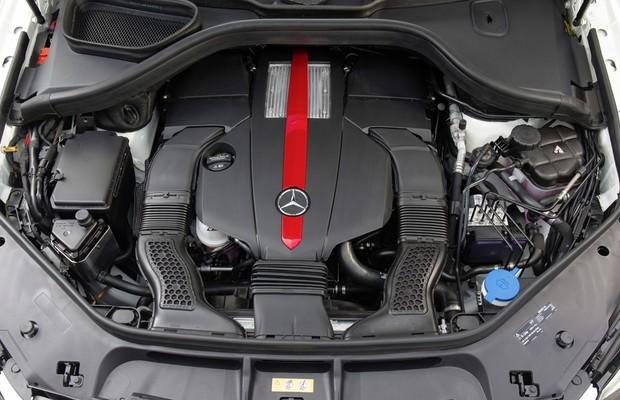 Mercedes-AMG GLE 450 4MATIC (Foto: Divulgação)
