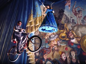 Cena do espetáculo 'Corteo', do Cirque du Soleil  (Foto: Divulgação)