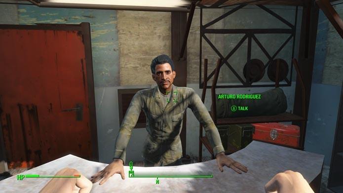 Confira como ganhar dinheiro infinito em Fallout 4 (Foto: Reprodução/Tais Carvalho)