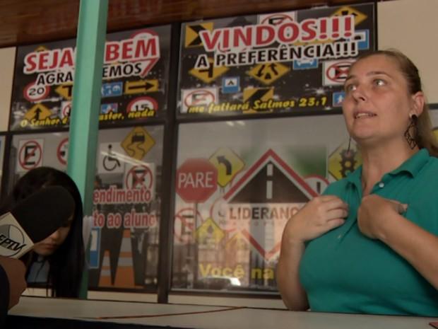Autoescola oferece CNH a R$ 1,5 mil e aluno nem precisa fazer a prova (Foto: Reprodução EPTV)