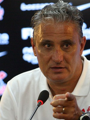 tite corinthians   (Foto: Anderson Rodrigues/Globoesporte.com)