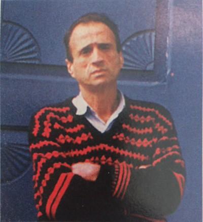 """Claúdio Faviere, autor da crônica """"O tatu e a sabedoria"""", publicada na Revista Globo Rural em 1996 (Foto: Marlene Toniolo Carvalho)"""