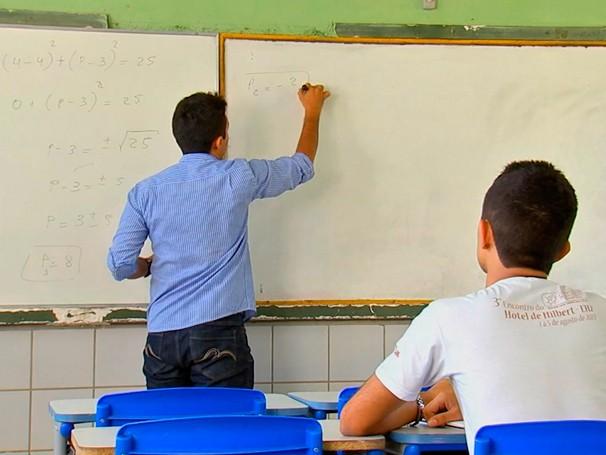 Escolas públicas do ceará tem o melhor desempenho em matemática: como será? (Foto: Globo)