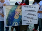 Manifestação cobra fim da violência após assassinato de jovens em PE