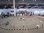 ExpoShow tem campeonato de drift com carrinhos de controle remoto