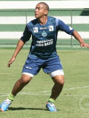 Walter, atacante do Goiás (Foto: Rosiron Rodrigues/Goiás E.C.)