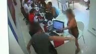 Cliente espanca vendedor ao não conseguir cancelar celular em São Vicente, SP