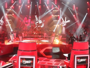 Entenda as fases do programa (Tv Globo/ The Voice)