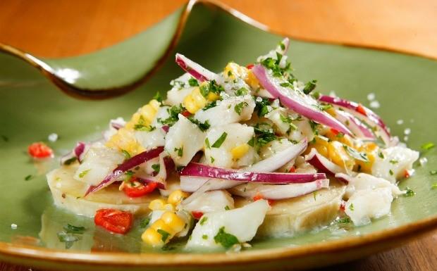 'Receitas da Carolina' - Ep. 8 - Ceviche peruano  (Foto: Tricia Vieira)
