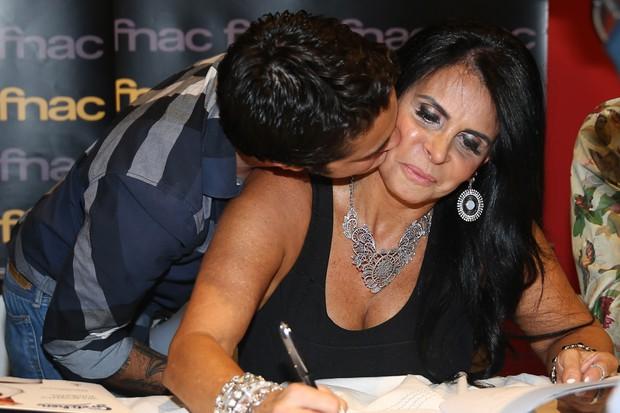 Gretchen e Thammy (Foto: Manuela Scarpa / Photo Rio News)