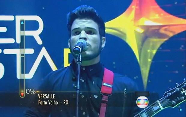 Banda Versalle conquista 64% dos votos e está no TOP 7 do SuperStar (Foto: Bom Dia Amazônia)