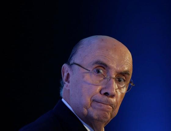O ministro da Fazenda Henrique Meirelles (Foto:  Ueslei Marcelino/REUTERS)