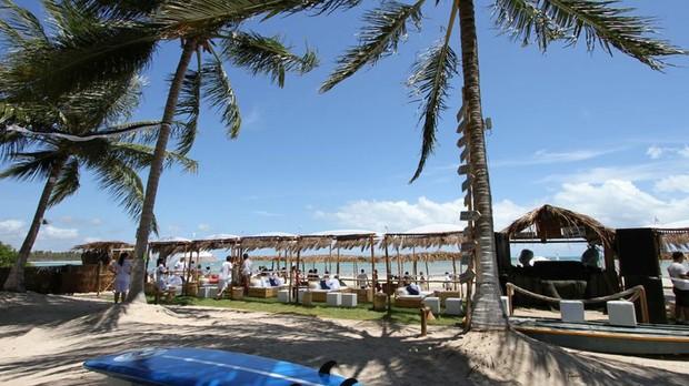 bar da praia (Foto: Divulgao)