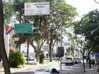 Corredor exclusivo para ônibus começa a funcionar em Rio Preto