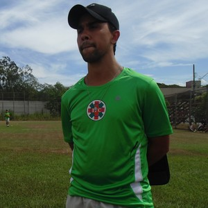 Fred Pacheco revela novos reforços que devem acerta com o Tigre (Foto: Wilkson Tarres/Globoesporte.com)
