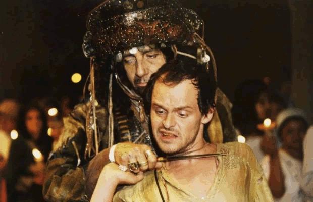 Matheus Nachtergaele em cena no filme Auto da Compadecida. (Foto: Divulgação)