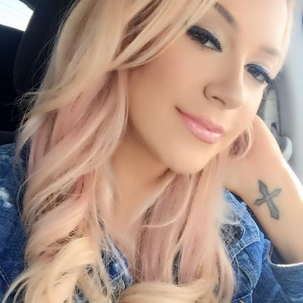 A cantora Kaya Jones, ex-Pussycat Dolls (Foto: Instagram)