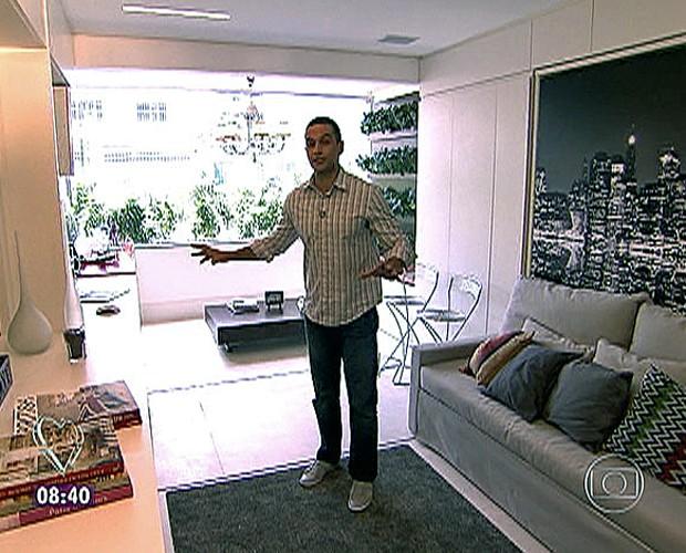 Est dios op o por apartamentos pequenos realidade em for Estudios pequenos