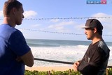 In�dito: Ricardinho vibrou com crescimento do surfe no pa�s