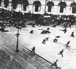 Domingo Sangrento de São Petersburgo (Foto: Reprodução)