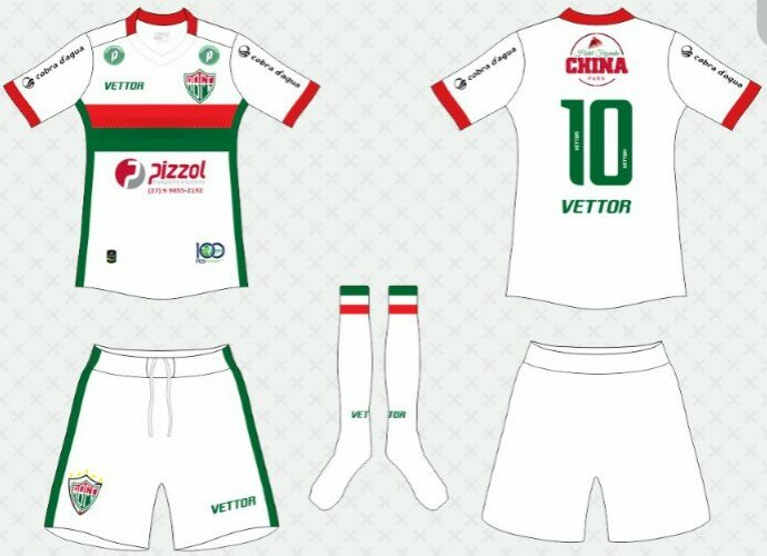 Rio Branco VN - Uniforme 2 - 2017 (Foto: Deysiane Gagno/Rio Branco FC)