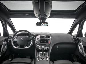 Interior do DS5 imita a cabine de um avião (Foto: Gustavo Epifanio/G1)