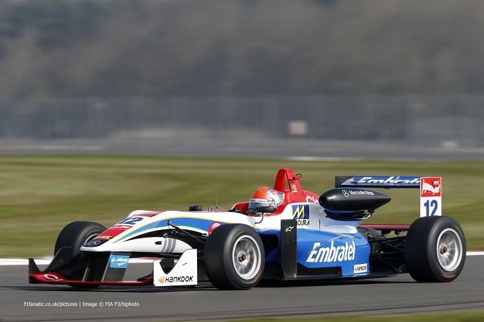 Pietro Fittipaldi Fórmula 3 europeia