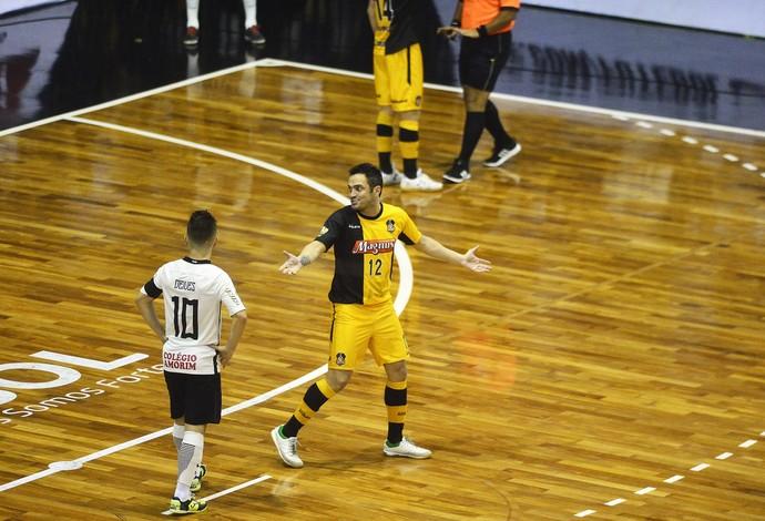 Final futsal 2016 Corinthians x Sorocaba (Foto: Marcos Ribolli)