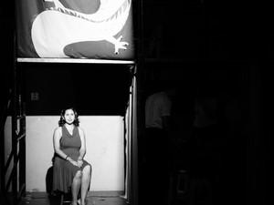 """Cena da peça """"O Dragão Dourado"""" que será exibida em Campinas (Foto: Mônica Ogaya)"""