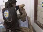 Socorristas relatam uso de gás tóxico em cidade síria