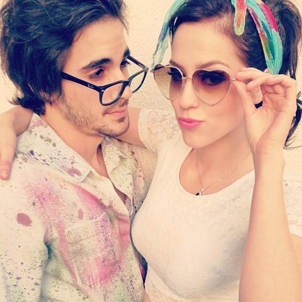 Fiuk e Sophia Abrahão (Foto: Reprodução / Instagram)