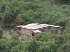 Morro do Itararé, em São Vicente, é alvo de construções irregulares