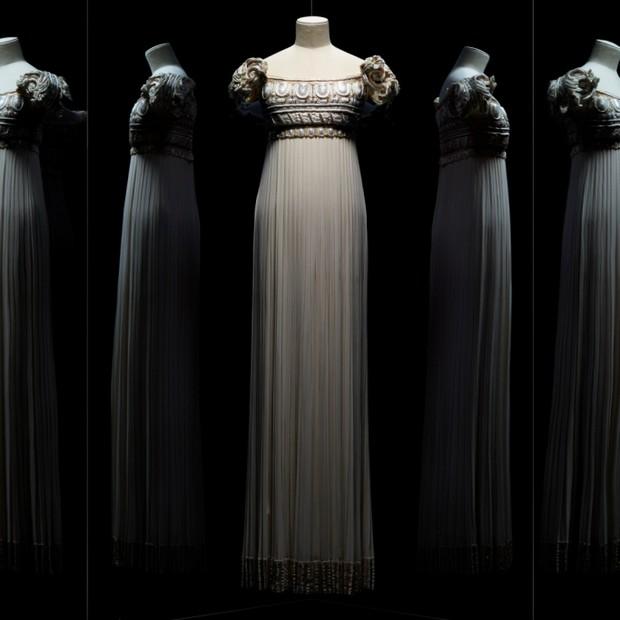 Palladio dress by Gianfranco Ferré for Christian Dior, haute couture spring-summer 1992 (Foto: Reprodução)