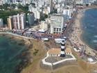 Inema lista 14 praias impróprias para banho em Salvador e Lauro de Freitas