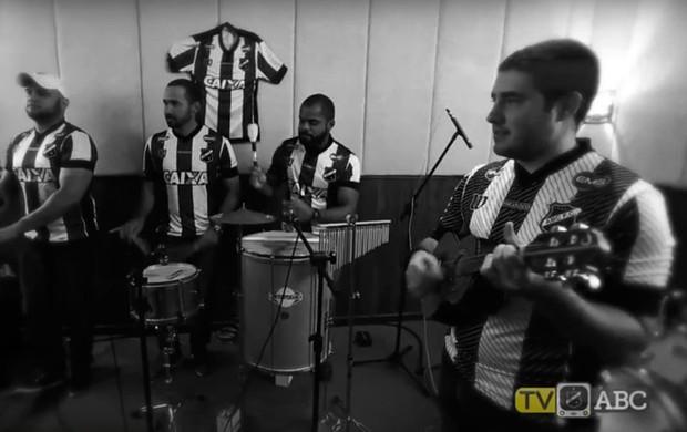 ABC - hino em versão de samba