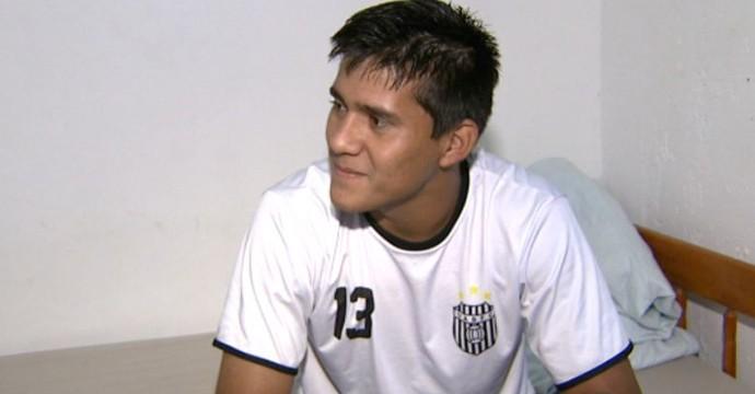 União Barbarense, elenco, time, equipe, jogadores (Foto: Reprodução EPTV)