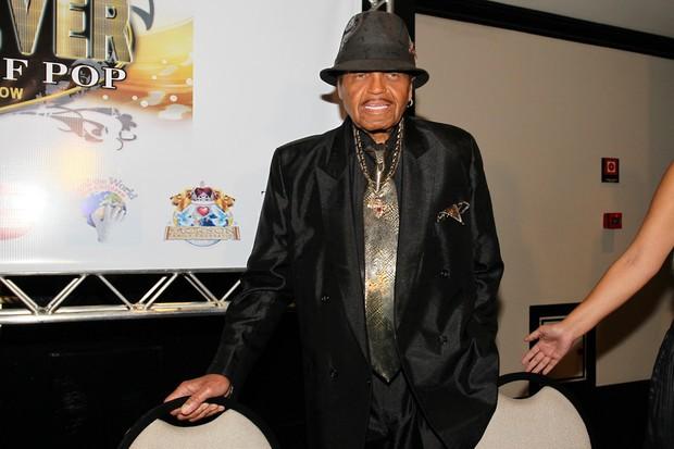 Joe Jackson, pai de Michael Jackson (Foto: Manuela Scarpa/Foto Rio News)