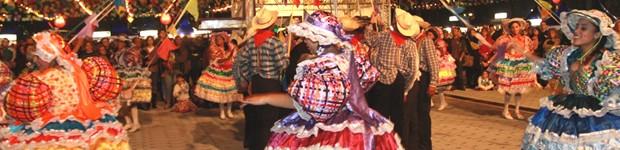Saiba onde curtir as festas juninas em SP (Saiba onde curtir as festas juninas em SP (Divulgação/ECP))