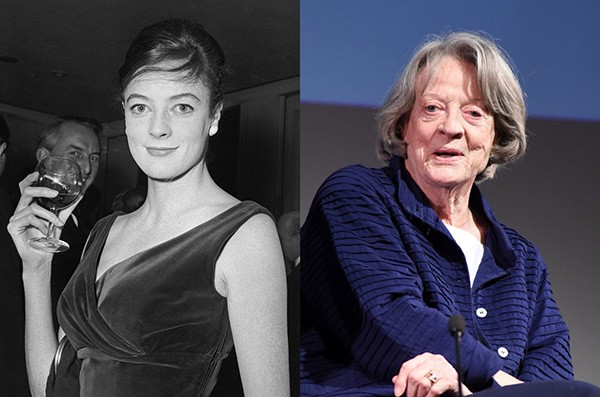 Maggie Smith (Foto: Getty Images)
