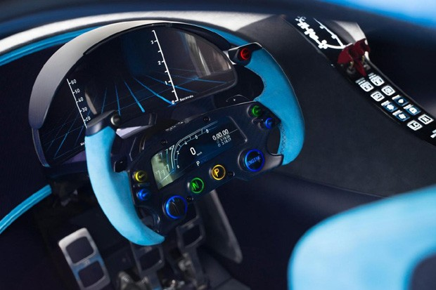 Bugatti Gran Turismo 6 (Foto: Divulgação)