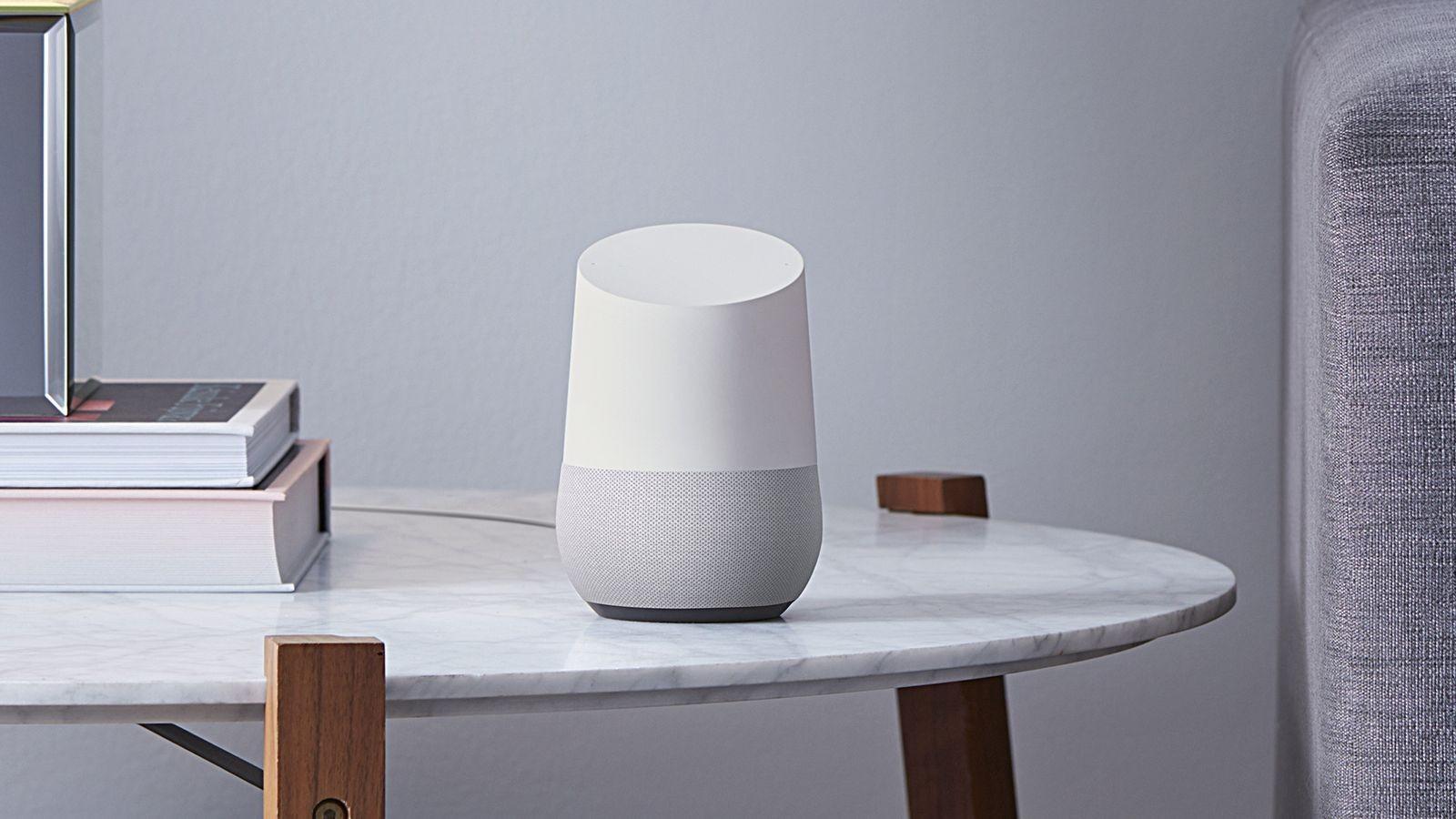 Caixa de som permite comandar o lar apenas com a voz (Foto: divulgação)