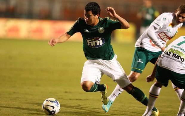 Sampaio Correa x Palmeiras (Foto: Marcos Ribolli)